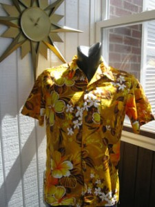 Sears Hawaiian Fashion Shirt