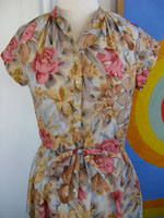1960s Dress by Anjac