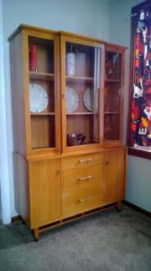 Again - more storage = more room for more vintage goodies!