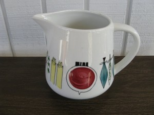 Pitcher by Rorstrand, Sweden - Picknick 1954