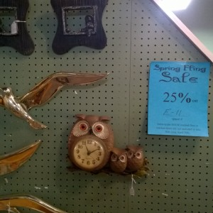 25% off our space, E-11 on the top floor!